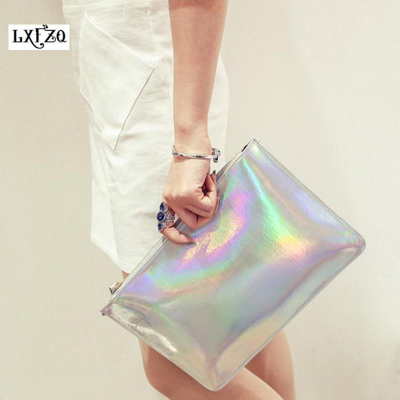 Laser tassen bolsas feminina bolsos mujer handtas clutch sac a main - Handtassen - Foto 1