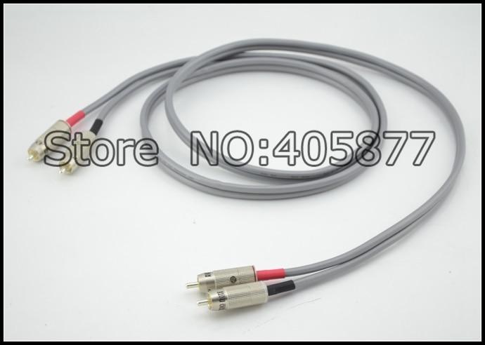 AN-Vx Solid Core 99.99% Pure Silver RCA 1m without box 2pcs yaesu fnb 80li lithium ion battery for yaesu vx7r vx 5 vx 5r vx 5r vx 6r vx 6e vx 7r vxa 700 vxa 7 radio 1500mah