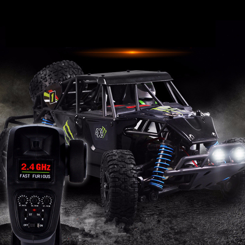 Radio-controlled Cars Full-scale High-speed Remote Control Off-road Vehicles Professional Rc Racing Car Juguetes Brinquedos huanqi 543 off road rc vehicle 1 10 scale large tires high speed remote control racing car cars vehicles