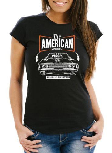 8f342e50 Woman's Fashion 2019 Summe Casual O-Neck Male T-Shirt American Muscle Car  Auto Tuning Retro Slim urban Tee Shirts