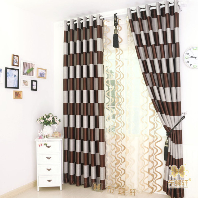 Aliexpress.com : Buy Blackout Curtains for the Bedroom More Cafe ...
