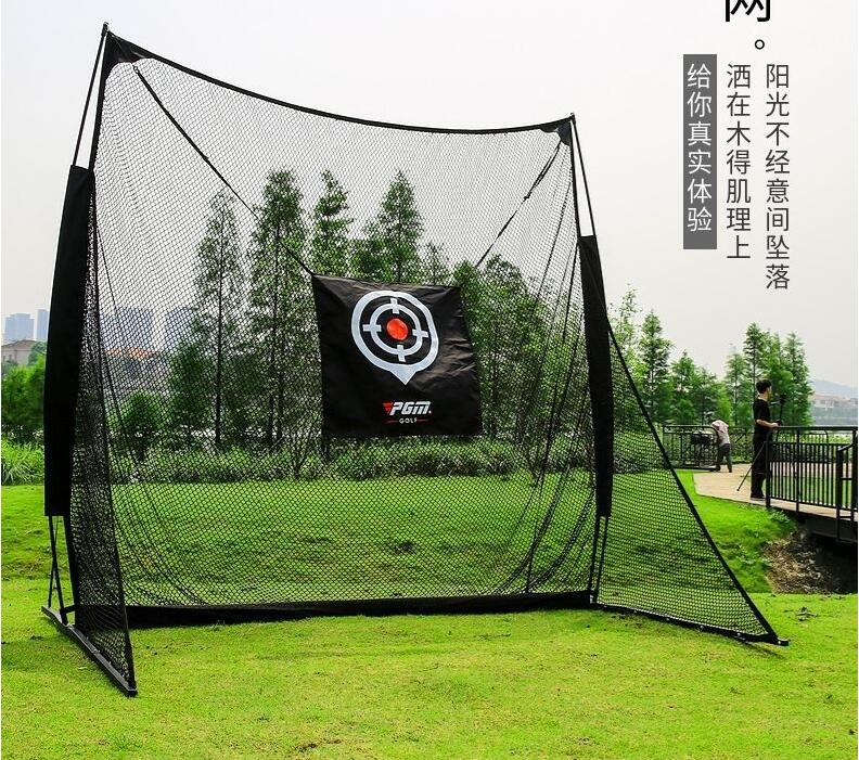 Golf Practice Net Indoor & Outdoor Practice Net Golf Trainer