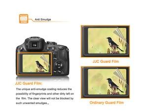 Image 3 - JJC LCP 200D LCD 가드 필름 화면 보호기 (2) 애완 동물 커버 캐논 EOS 200D/반란군 SL2/키스 X9