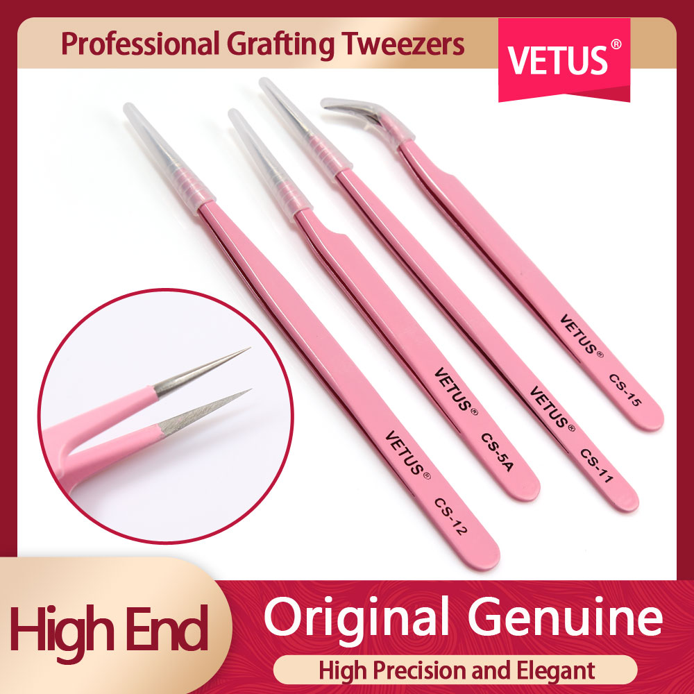 cd701a2a809 Detail Feedback Questions about High Precision Maquiagem Stainless Steel Eyelash  Tweezers Eyelashes Extension Tweezer Lashes Pincet 100% VETUS Authorized on  ...
