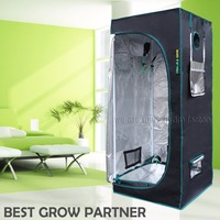 Free Duty Free Shipping To US 2015 The Newest Technology LED Grow Tent 2 3 X2