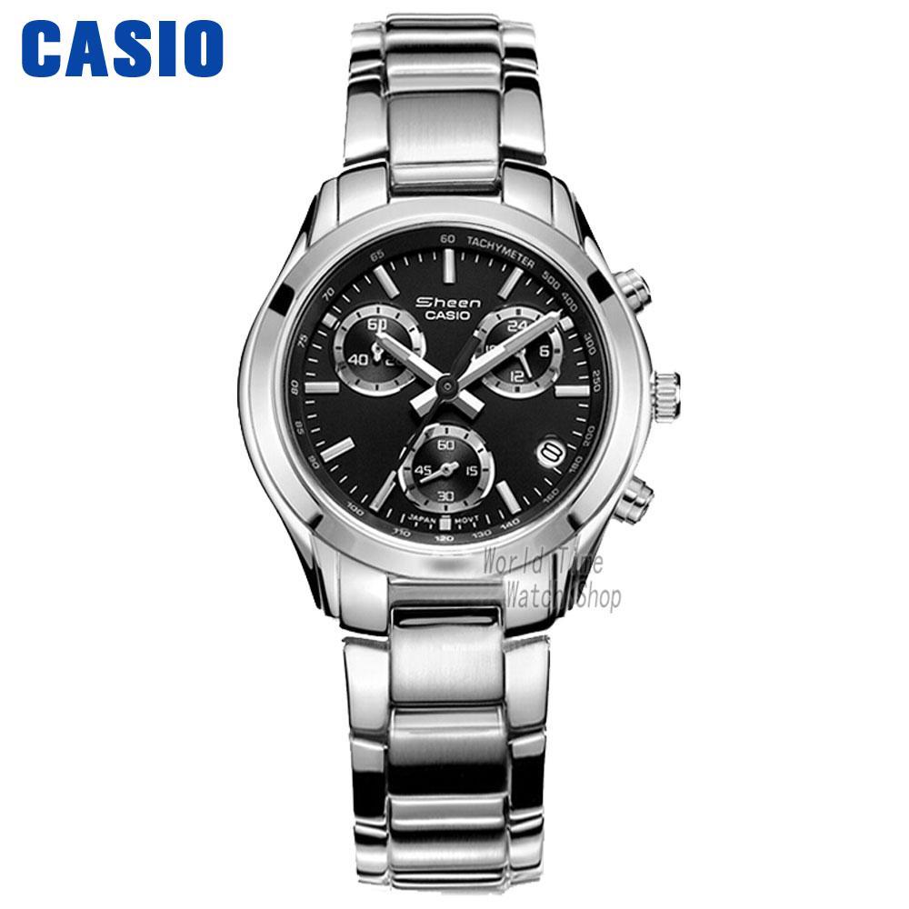 Casio watch ladies fashion strip waterproof watch SHN-5000BP-1A SHN-5000BP-7A casio shn 5000bp 7a