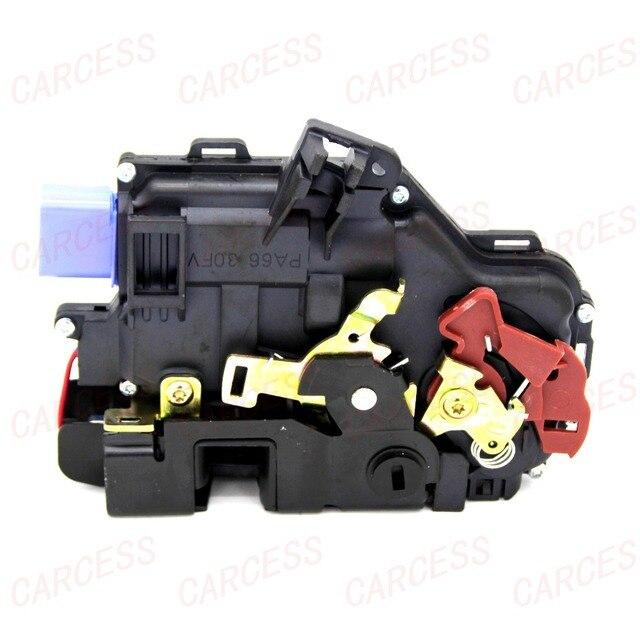 La-009rr oem 3d4839016a mecanismo central atuador fechadura da porta traseira direita PARA GOLF 5 V MK5 VW SEAT LEON TOLEDO SKODA OCTAVIA