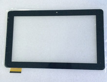 "Wit zwart nieuwe 10.1 ""wolder miTab CALIFORNIA tablet touch screen digitizer glas touch panel vervanging Sensor(China)"