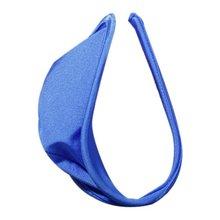 Sexy C-string Thong Invisible Underwear Panty for Men - Blue Black Green цена в Москве и Питере