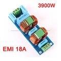 3900 W 18A EMI Filtro De Energia de Alta Freqüência Bordo DIY Kits Para Speaker Amplificador