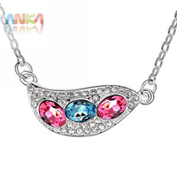 Saint Valentine S Day Gift Crystal Pendant Necklace Fashion Jewelry Made With Swarovski Elements 93913