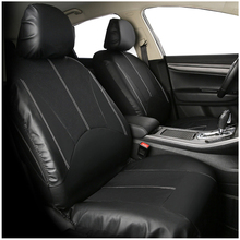 hot deal buy carnong car seat cover leather set universal cushion waterproof pu 5 seat airbag available auto seat covers car accessory