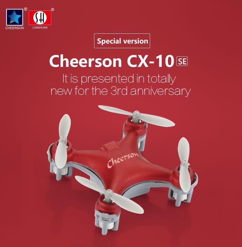 CX-10SE Quadcopter Stop118 Cheerson 1