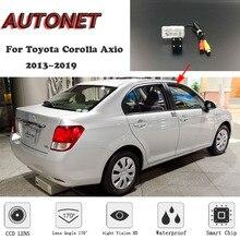 AUTONET HD ночного видения резервного копирования камера заднего вида для Toyota Corolla Axio 2013~ CCD/номерной знак камера