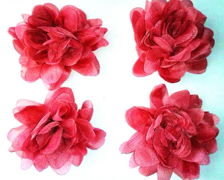 comprar unidslote mullida bricolaje flores de tela para bebs diademas envo gratis de cloth tag fiable proveedores en yiwu beautiful