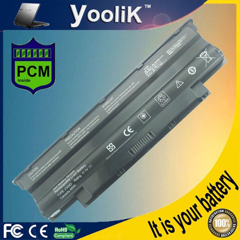 цена на Laptop battery for Dell Inspiron N7110 M5030 M5040 M501 N4050 N5030 N5040 N5050 N4120 M501R 312-1201 451-11510 j1knd 3450