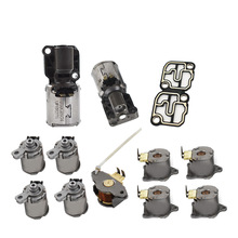 купить DQ250 DSG 02E Automatic Transmission 6speed Solenoids kit for Audi Skoda forVW Seat дешево