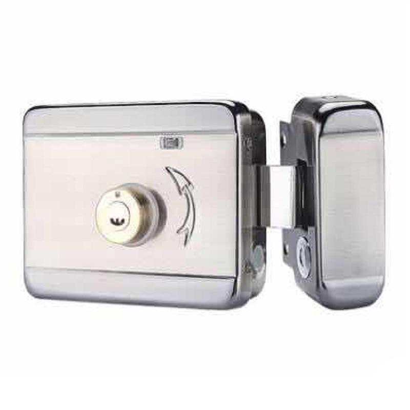 Electric Lock Electronic Door Lock for Video Intercom Doorbell Door Access Control System Best Door Lock Remote Doorbell AccessElectric Lock Electronic Door Lock for Video Intercom Doorbell Door Access Control System Best Door Lock Remote Doorbell Access