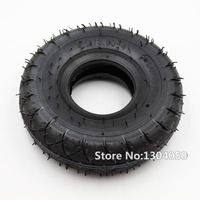 4.10 X 3.50 4 BIG FOOT 4.10/3.5 4 FOR GOPED BIGFOOT TIRE TYRE TORNADO COBRA SCOOTER