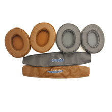 1 Pair Replacement Ear Pads Cushions For Beats Executive Over-Ear Noise Cancelling Headphones Head Beam Earpads Yw#