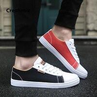 Cresfimix/Мужская модная разноцветная обувь больших размеров; zapatos hombre; Мужская крутая Демисезонная обувь на шнуровке; удобная обувь; a2268