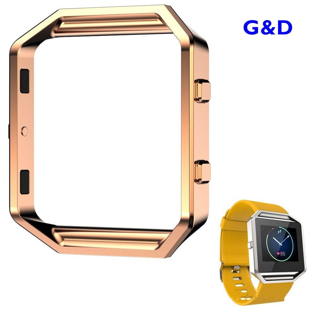 XG415 New Style Watch Frame Housing For Fitbit Blaze Smart Watch ...
