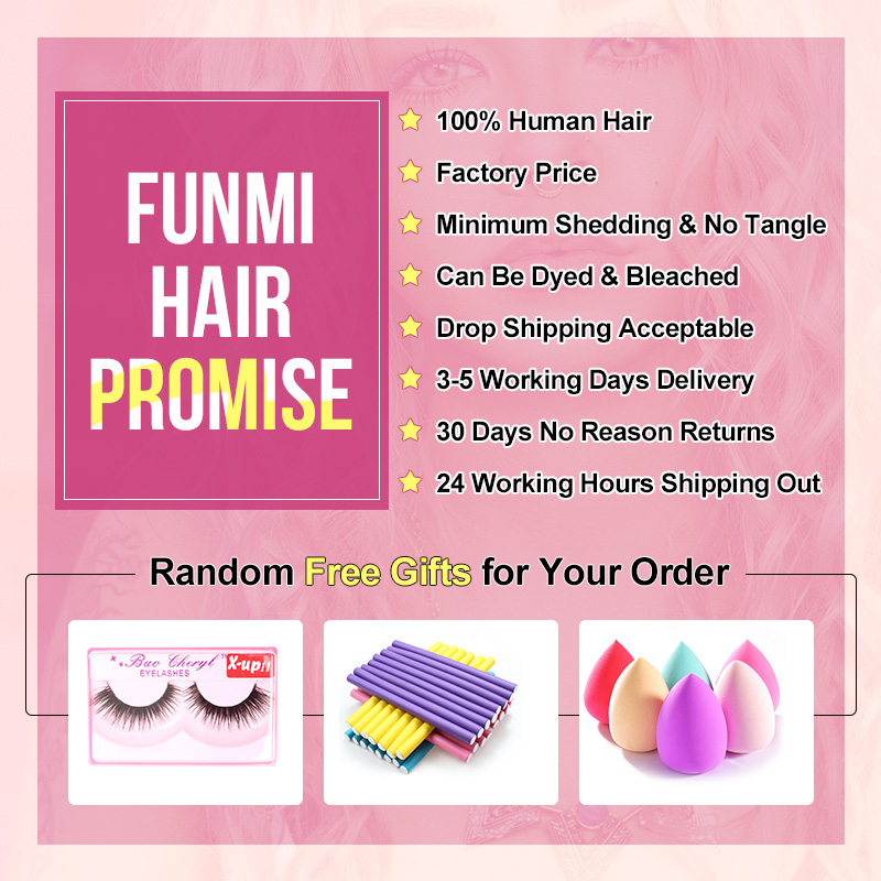 Brazilian Hair Weave Bundles with Closure Straight Hair Bundles with Closure Funmi Virgin Human Hair Bundles with Lace Closure