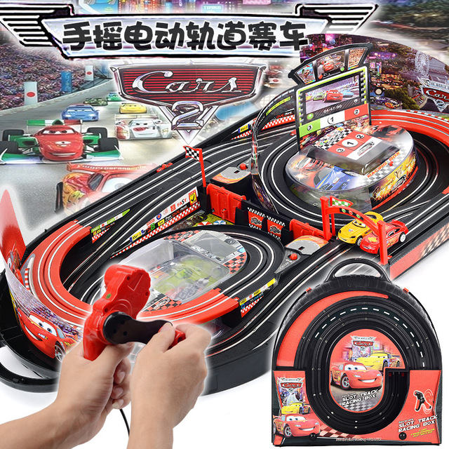 In Stock Hot Sale Electric RC Track Sets For Kids Gift Toy Railway Tracks Cars Parent-Child Interaction Remote Control Rail Car
