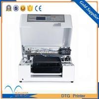 A3 Size Digital Garment Printer Flatbed Tshirt Printer Fabric Printing