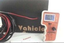 Cr508 цифровой тестер давления common rail и тренажер для denso/bosch/delphi насос высокого давления двигателя диагностический инструмент