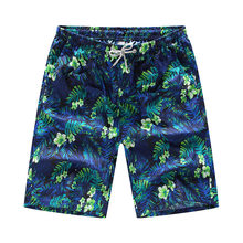 2019 New Men Women Board Shorts Summer Beach Short Pants Casual Print Swimshorts Fashion Breathable Bermuda Baggy Short CYL14(China)