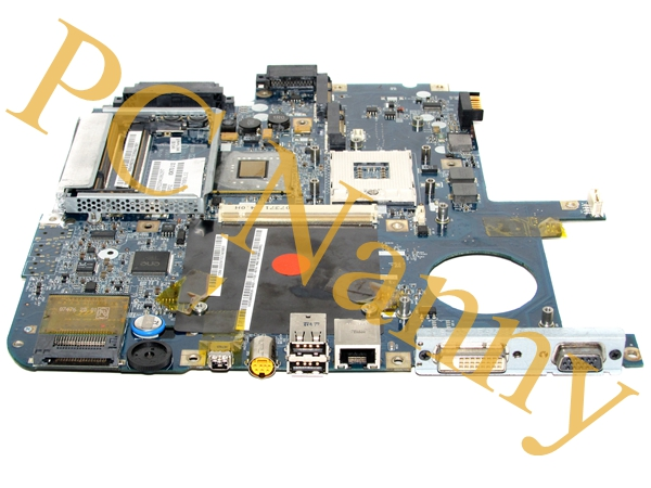 MBAHH02001 ICL50 LA-3551P Genuine laptop Motherboard FOR ACER Aspire 7320 7720 7720G 7720Z with Graphics Slot