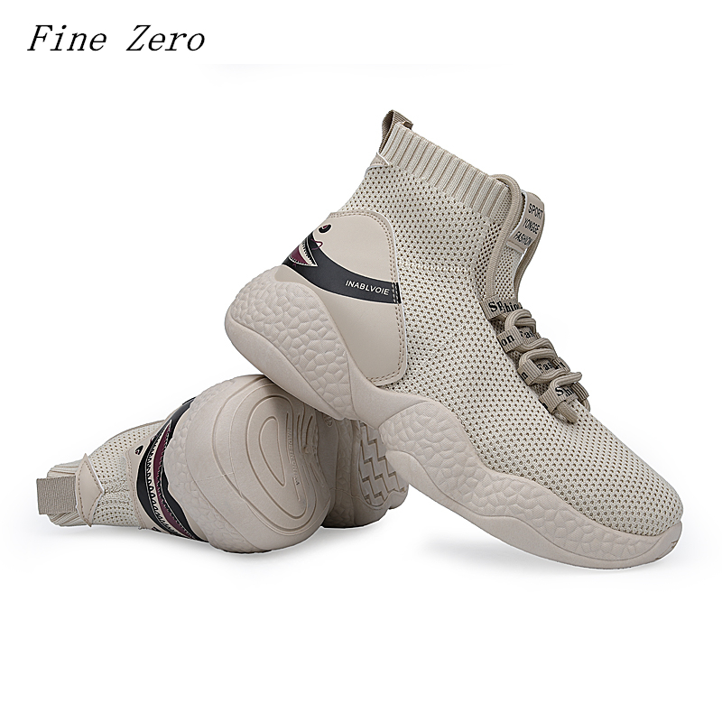 New Hot High Quality Men Sneakers Sport Shoes Walking Shoes Comfortable Thick Bottom Increased Sports Shoes Wild Street Sneakers