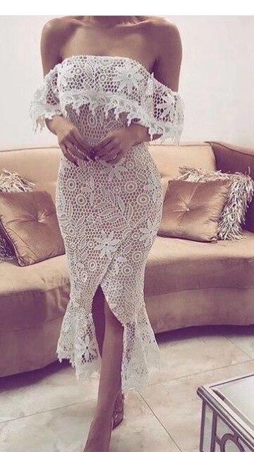 2018 New Fashion Sexy Bodycon Bandage Dress Pink V Neck