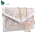 Hollow Out Chain Shoulder Crossbody Day Clutch Women Messenger Bags Ladies Handbags Bolsas Femininas Sac A Main Femme De Marque