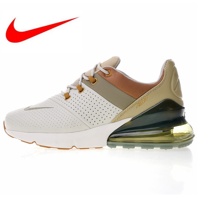 08765b71e3 New High Quality Nike Air Max 270 Premium Men's Running Shoes Outdoor  Sneakers Breathable Shock Absorbing