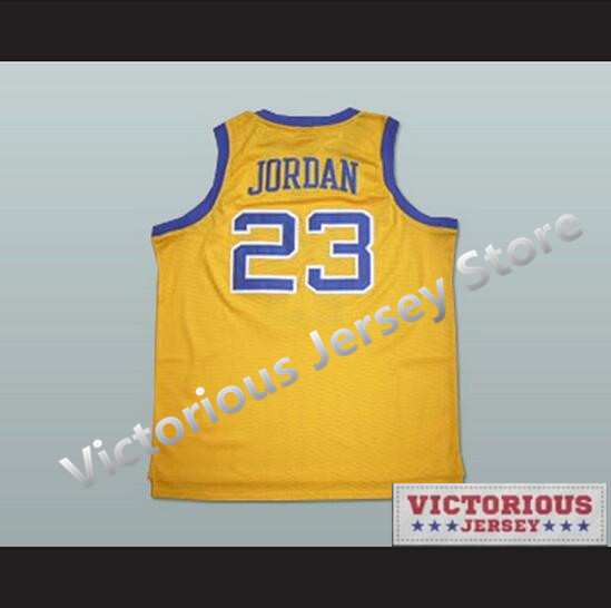 25a8da37ff6047 Minanser Michael Jordan  23 Laney High School Buccaneers Basketball Jersey  Men-in Basketball Jerseys from Sports   Entertainment on Aliexpress.com