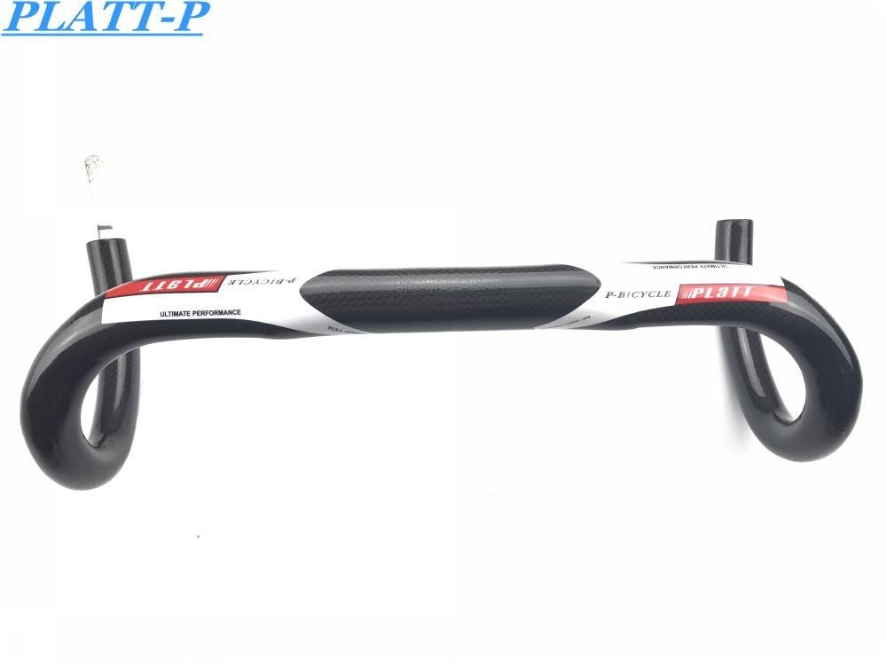 Platt full carbon strada bici bent bar completa in fibra for Codice della strada biciclette da corsa