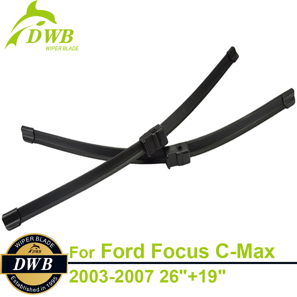 Wiper blades for ford focus c max 2003 2007 26 19
