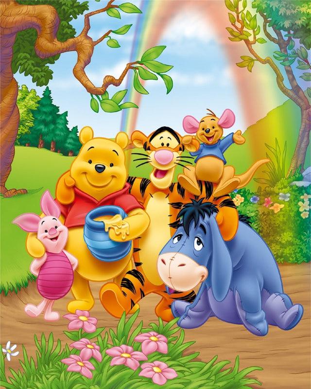 Diamond-Painting-Square-Round-Drill-Daimond-Painting-Spraying-Water-Winnie-The-Pooh-Elephant-Cartoon-Mosaic-Rhinestone