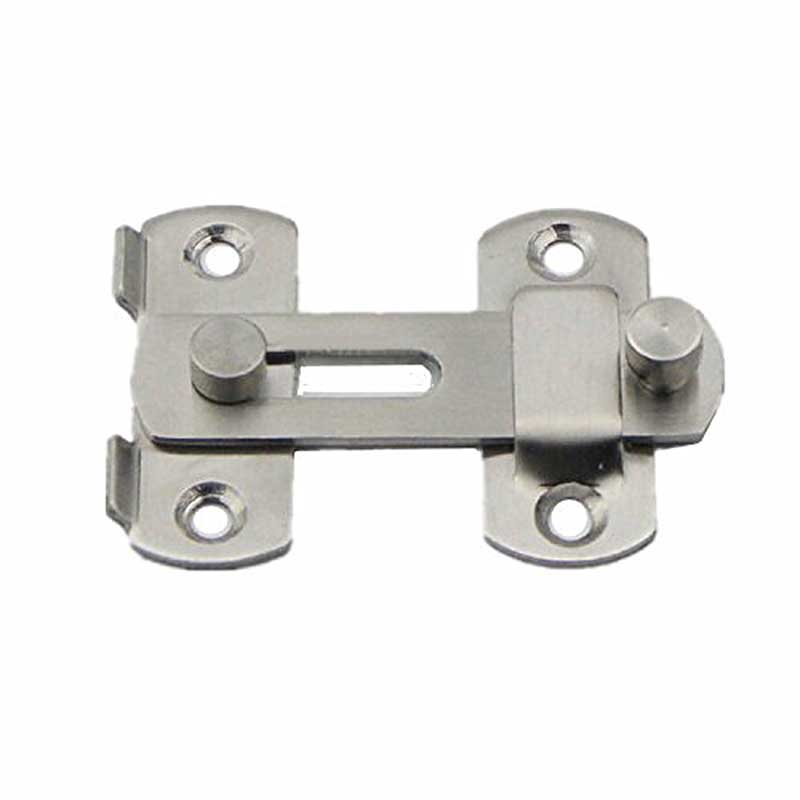 NEW 20x50x70mm Stainless Steel Home Safety Gate Door Bolt ...