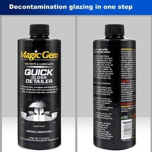 Image 2 - 473ml Car Ceramic Spray Coating Waterless Car Cleaner Car Wash Wax Car Clean Paint Care Polish Car Window Cleaning
