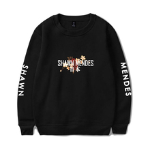 shawn mendes Printed O-neck Sweatshirt 2019 New Hip Hop Wome