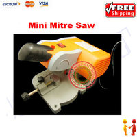 Mini Cut Off Saw Mini Cut Off Saw Mini Mitre Saw Mini Chop Saw 220v 7800rpm