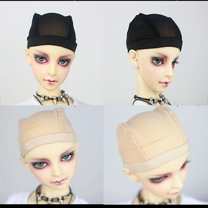 20pcs Wholesale Cheap Dolls Accessories SD BJD Wig Protect Net Doll Hair Nets