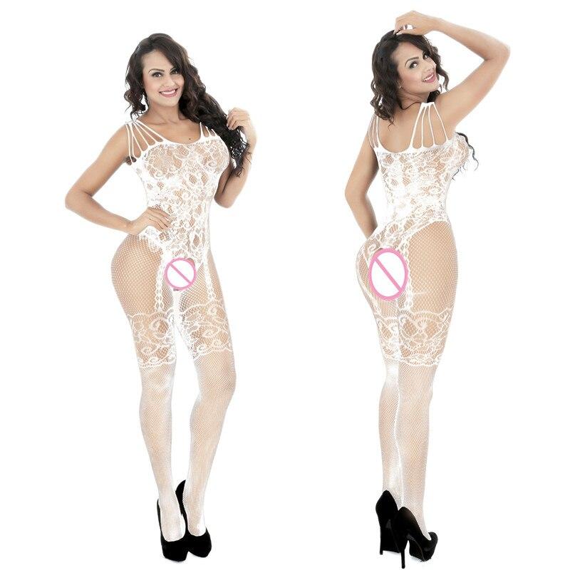 HTB1b6V4XPnuK1RkSmFPq6AuzFXan Body de lencería sexy, traje de cuerpo caliente, disfraces de porno sensual, malla de peluche abierta, lencería elástica, ropa interior