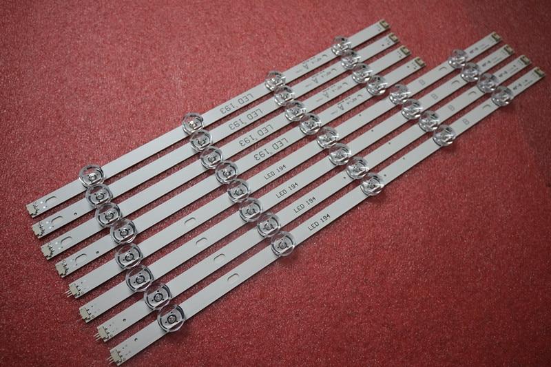 """LED Backlight Strip For LG 49LB620V Innotek DRT 3.0 49""""49LB552 49LB629V 6916l-1788A 6916l-1789A 49LF620V 49UF6430 6916L-1944A"""