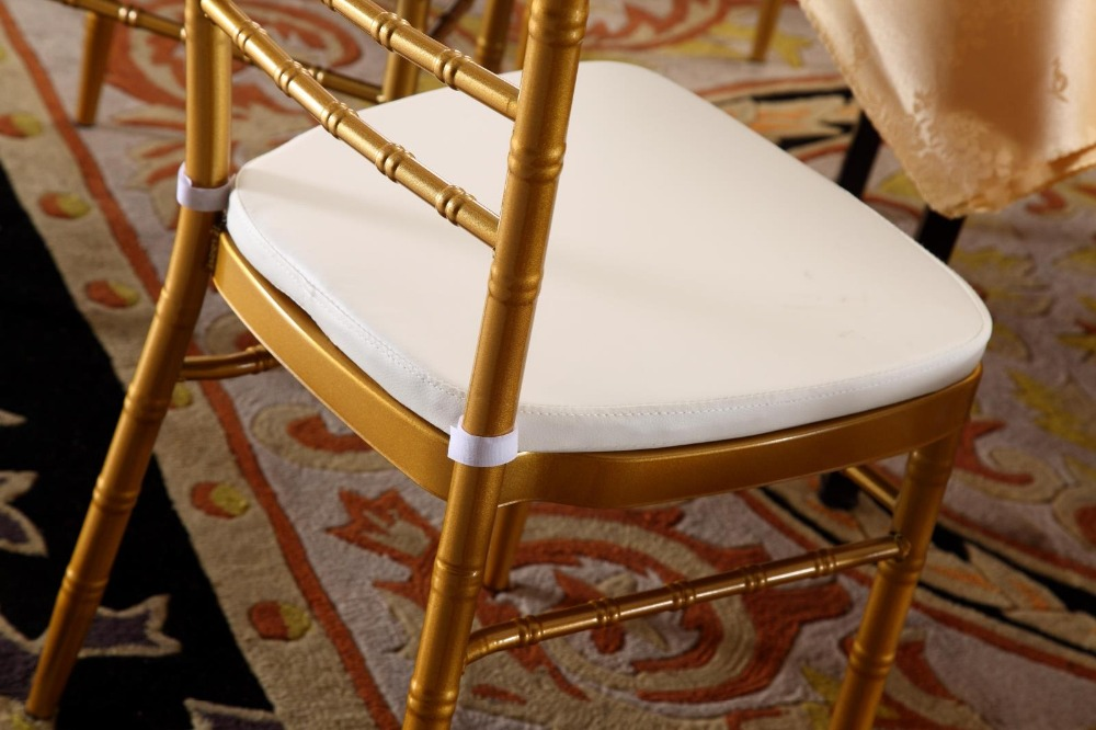 140pcs shipping by sea Gold Metal Chiavari Wedding Chair With Cushions-in Chair Cover from Home u0026 Garden on Aliexpress.com | Alibaba Group & 140pcs shipping by sea Gold Metal Chiavari Wedding Chair With ...