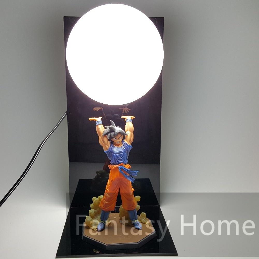 Figuras de Ação e Toy goku genki damaspirit bomba pvc Tamanho : Approx 15 cm