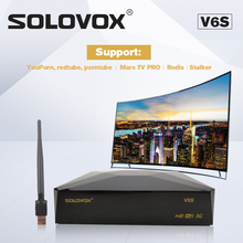 SOLOVOX S V6S Satellite font b TV b font font b Receiver b font Home Theater